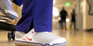 Nike partners Good360 to donate footwear to healthcare professionals