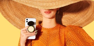 PopSockets and Burt's Bees collaboration marries tech and lip care