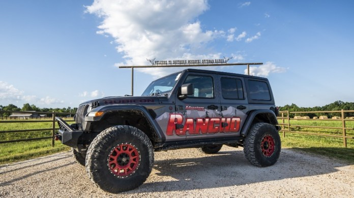 Rancho announces partnership with Jeep Jamboree as official event sponsor