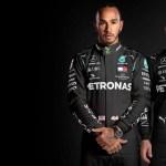 Puma supports Mercedes-AMG Petronas Formula One against racism