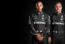 Puma supports Mercedes-AMG Petronas Formula One against racism