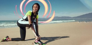 PUMA unveils its latest women-focused shoe with Winnie Harlow
