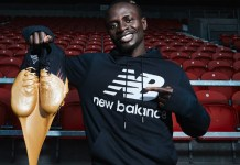 New Balance features Sadio Mané in its latest campaign video