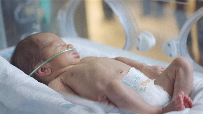 Pampers donates preemie diapers for Prematurity Awareness Month