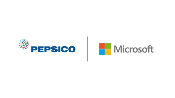 PepsiCo partners Microsoft to meet its rising consumer demand
