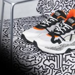 PUMA collaborated with Mr Doodle for its latest summer collection