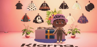 Klarna creates an in-gaming shopping experience on Animal Crossing