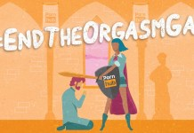 Pornhub honours International Female Orgasm day with its latest campaign