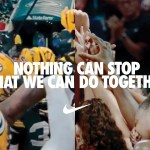 "Nike releases its third film, ""You Can't Stop Us"", for its global campaign"