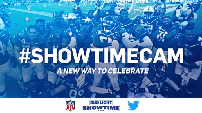 Bud lights partners NFL and Twitter for its first virtual fan experience