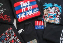 H&M USA launches limited-edition collection in support of voter's rights
