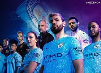 Manchester City renews its strategic partnership with Nexen Tire