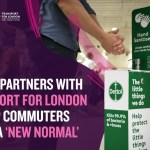 Dettol partners with TfL to help commuters get to a 'new normal'