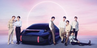 Hyundai and BTS Superstars releases its first collaborative song