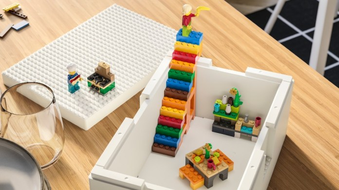 IKEA and LEGO introduces BYGGLEK, intertwining play and storage