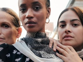 Anne Klein makes a statement for our times at the New York Fashion Week