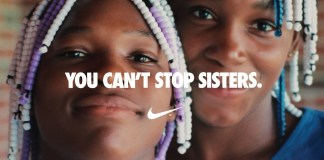 Nike unveils its new social film, You Can't Stop Sisters