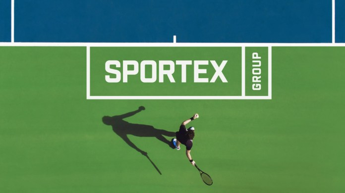 Ecosse Sports rebrands as Sportex with help from Designhouse