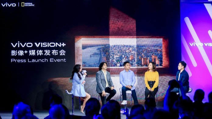 Vivo launches a global initiative in partnership with National Geographic