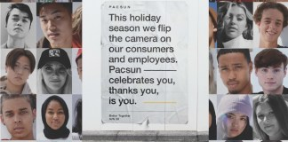 PacSun features its customers and employees in its latest campaign