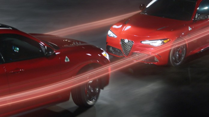 Alfa Romeo launches its latest campaign with Alexander Skarsgård