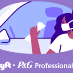 P&G Professional develops a new cleaning guide for drivers with Lyft