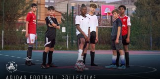 Adidas aims to drive positive change in and through football