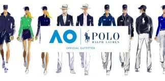 Ralph Lauren announces a global partnership with The Australian Open