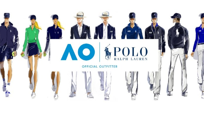 Ralph Lauren announces a global partnership with The Australian Open