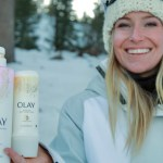 Olay Body partners Olympic Snowboarder Jamie Anderson