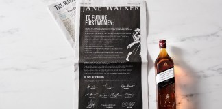 Jane Walker by Johnnie Walker celebrates women breaking boundaries