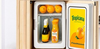 Tropicana helps parents find a moment of brightness with a Mimosa