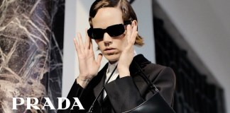 """Prada launches its 2020 Holiday campaign, """"A Stranger Calls"""""""
