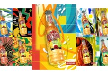 Desperados collaborates with emerging artists on its latest ad campaign