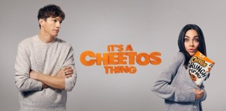 Cheetos features Ashton Kutcher, Mila Kunis, and Shaggy in lastest ad