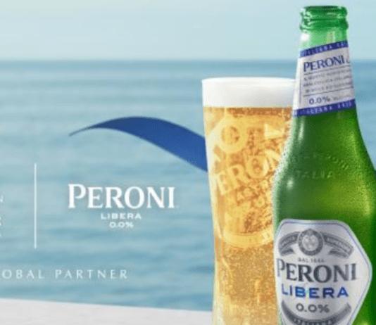 Peroni Libera 0.0% announces its multi-year partnership with Aston Martin