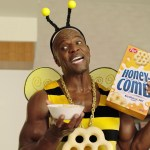 """Honeycomb cereal launches """"Big Honey"""" campaign starring Terry Crews"""