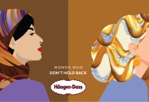Häagen-Dazs renames its Iconic flavours to celebrate women