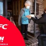 KFC partners Meals on Wheels America to feed seniors