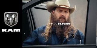 Ram Truck launches its new ad campaign with Chris Stapleton