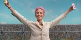 Schmidt's teams up with Megan Rapinoe to launch #MadeForEveryone