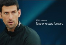 ASICS and Novak Djokovic calls on players to propel body and mind forward