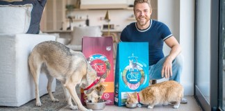 Purina ONE partners Derek Hough to help pets find forever homes