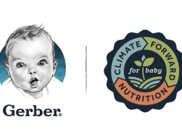 Gerber commits to carbon neutrality for organic products in 2022