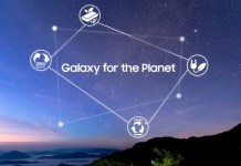 Samsung unveils its sustainability vision for mobile, 'Galaxy for the Planet'