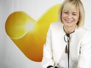 Harriet Green, Chief Executive Officer, Thomas Cook Group