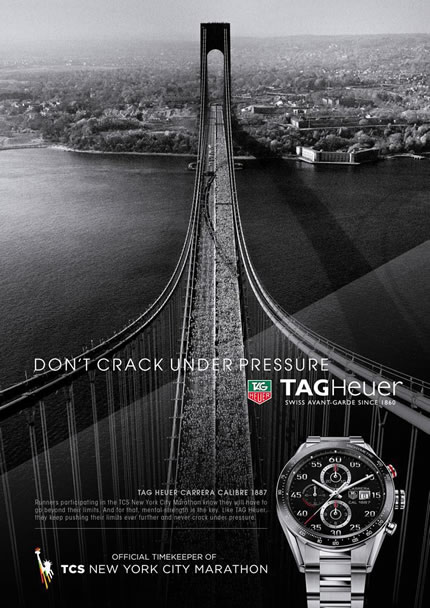 TAG Heuer poster