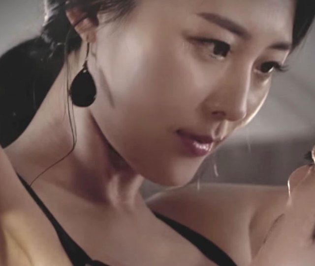 Sexy Korean Brand Campaign For Mens Cosmetic Company A Bit Too Much