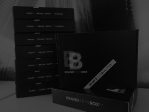 Brand in the Box background