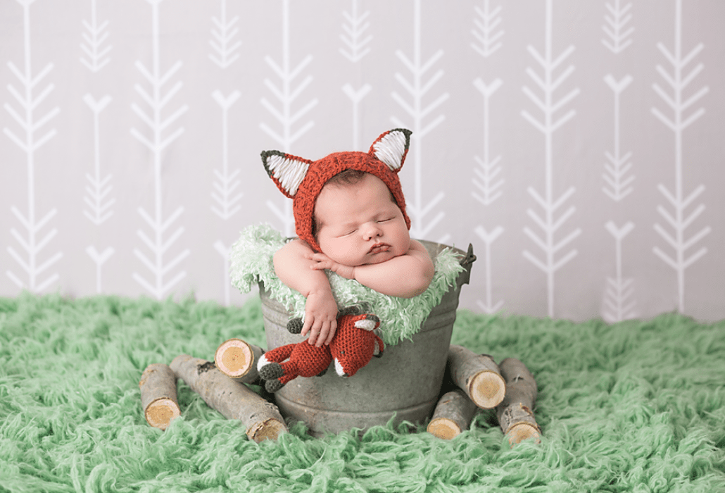 Brandi Teuscher Photography Burley Idaho Studio Newborn and Children Photographer